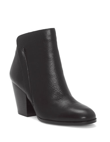 1 State Taila Leather Booties-BLACK-6