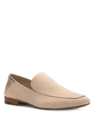 1 State Faun Leather Loafers-BEIGE/GOLD-9