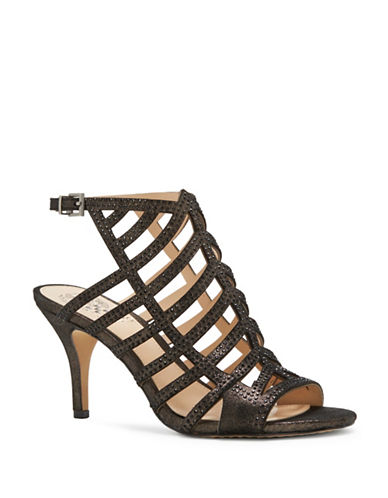 Vince Camuto Patinka Ankle-Strap Pumps-GREY-7