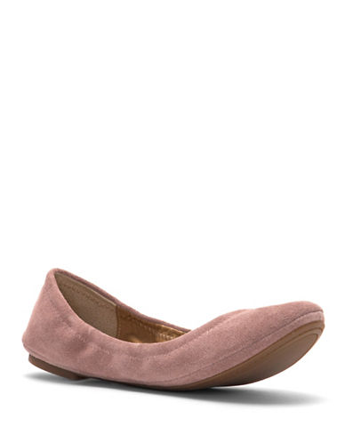 Lucky Brand Emmie Ballet Flats-PINK-6.5