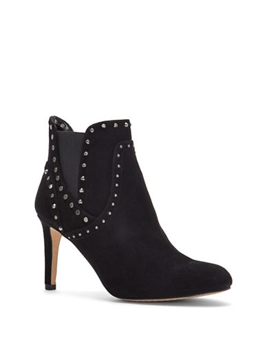 Vince Camuto Consheta Leather Booties-BLACK-5