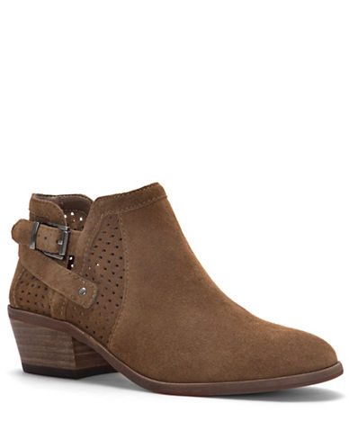 Vince Camuto Pamma Suede Ankle Boots-BEIGE-8