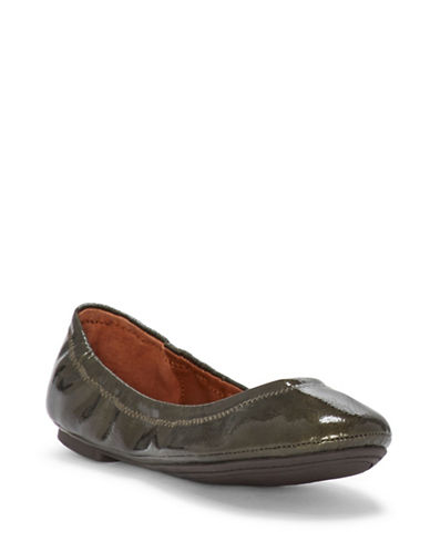 Lucky Brand Emmie Ballet Flats-TAUPE-9