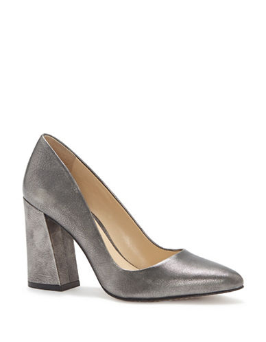 Vince Camuto Talise Pumps-PEWTER-5.5