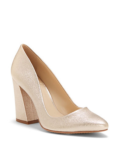 Vince Camuto Talise Pumps-CHAMPAGNE-5.5