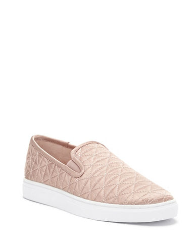Vince Camuto Billena Quilted Sneakers-ROSE-7.5