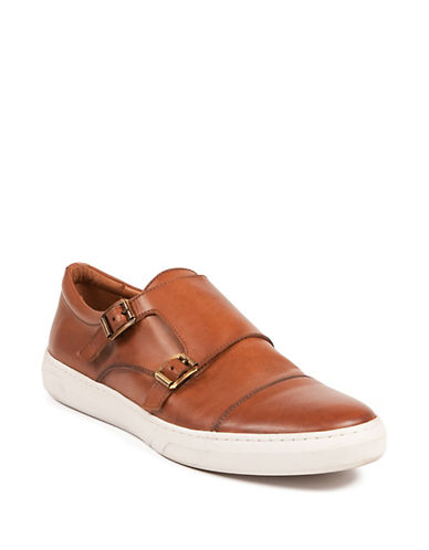 Kenneth Cole New York Men's Whyle Double Strap Monk Sneaker