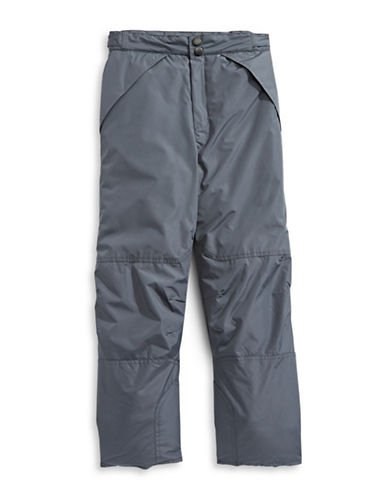 F.O.G. By London Fog Boys Snow Pants-GREY-14