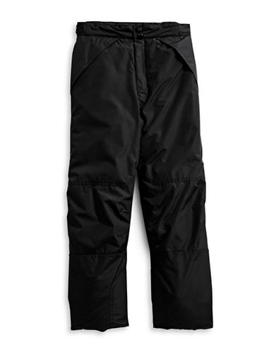 F.O.G. By London Fog Boys Snow Pants-BLACK-14