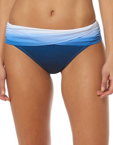 Bleu By Rod Beattie Sarong Hipster Bikini Bottom-MONACO BLUE-8