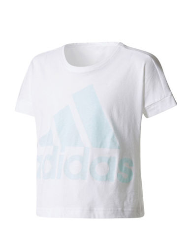 Adidas ID Cotton Tee-WHITE-Large 89359312_WHITE_Large