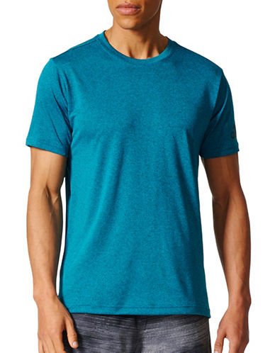 Adidas Freelift Climacool T-Shirt-BLUE-Medium 89463622_BLUE_Medium