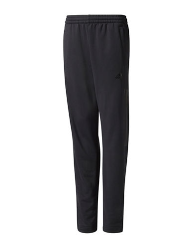 Adidas Climalite Track Knit Pants-BLACK-Medium 89380918_BLACK_Medium