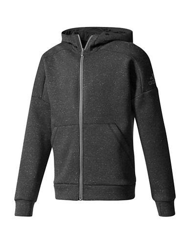 Adidas ID Stadium Zip-Front Hoodie-BLACK-Small 89637289_BLACK_Small