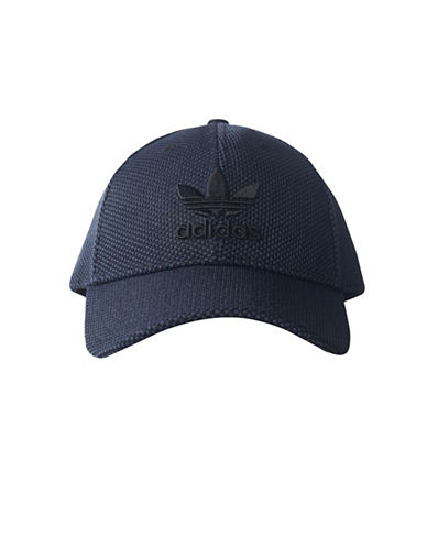 Adidas Prime Knit Baseball Cap-BLACK-One Size