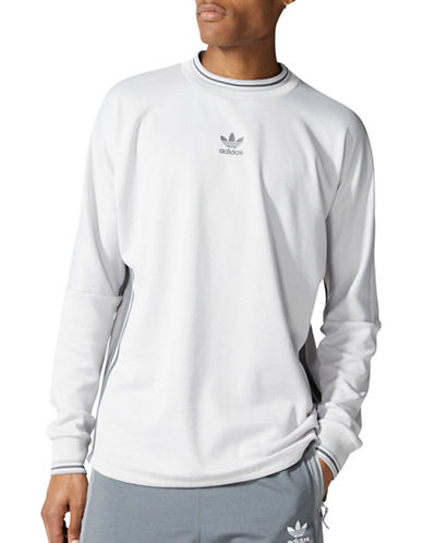 Adidas Goalie T-Shirt-WHITE-X-Small