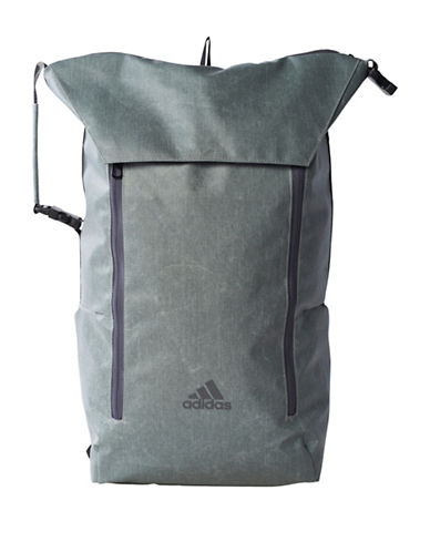 Adidas Z.N.E. ID Backpack-GREY-One Size