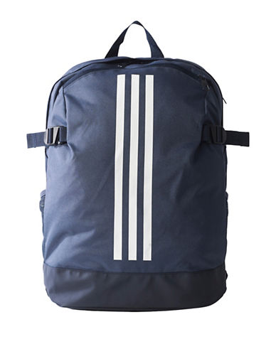 Adidas 3-Stripes Medium Power Backpack-BLUE-One Size