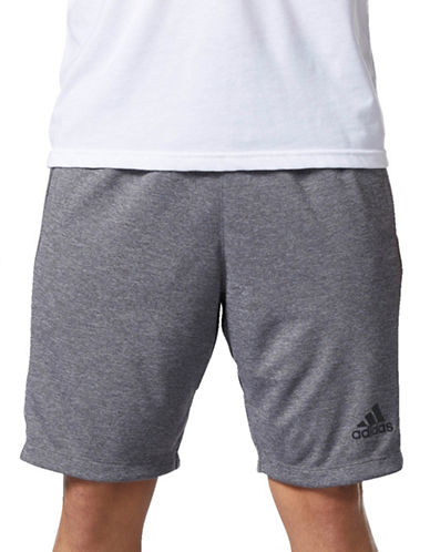 Adidas SpeedBreaker Hype Speed Shorts-GREY-Medium