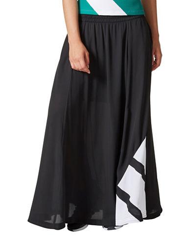 Adidas EQT Long Skirt-BLACK-Small