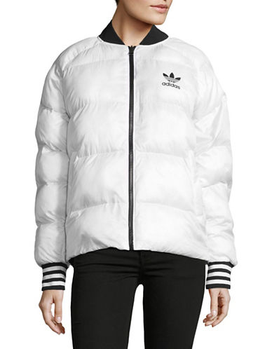 Adidas Reversible Puffer Jacket-WHITE-Small 89666925_WHITE_Small