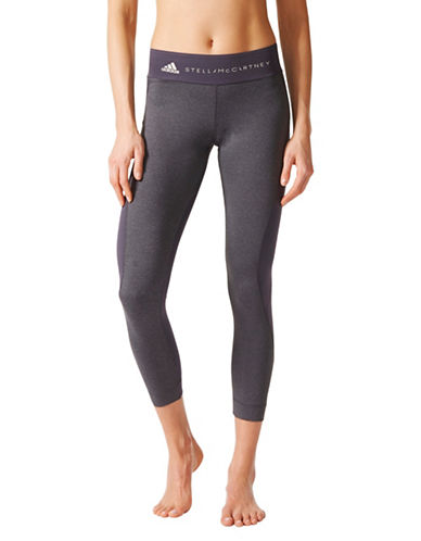 Stella Mccartney Yoga Tights-GREY-Medium