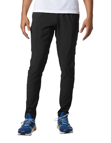 Adidas Athlete ID Woven Training Pants-BLACK-X-Large