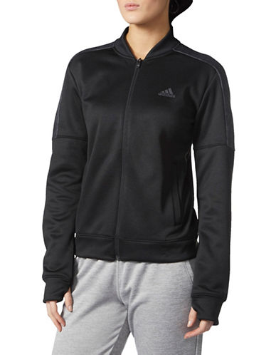 Adidas Team Issue Jacket-BLACK-X-Large
