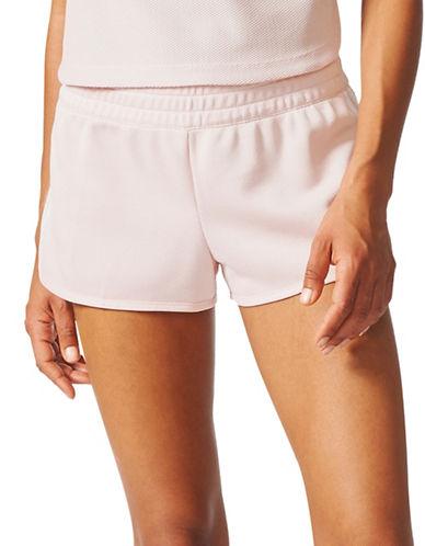 Adidas Regular Shorts-PINK-Small