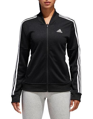 Adidas Tricot Snap Track Jacket-BLACK-Large 90089870_BLACK_Large
