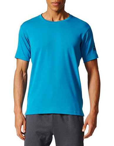 Adidas Freelift Prime Tee-BLUE-X-Large 89381228_BLUE_X-Large