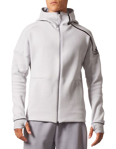 Adidas Z.N.E. Pulse Hoodie-WHITE-Medium