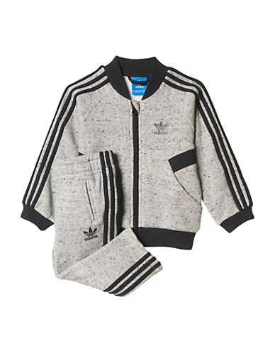 Adidas Two-Piece Track Suit-GREY-6 Months 89356069_GREY_6 Months