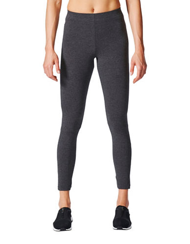 Adidas Essentials Linear Tights-GREY-Medium 89344476_GREY_Medium