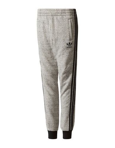 Adidas Trefoil Tiro Pants-GREY-Medium 89351206_GREY_Medium