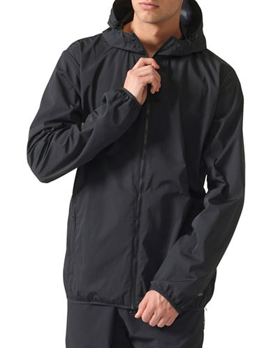 Adidas Originals Equipment Modern Windbreaker-BLACK-Small