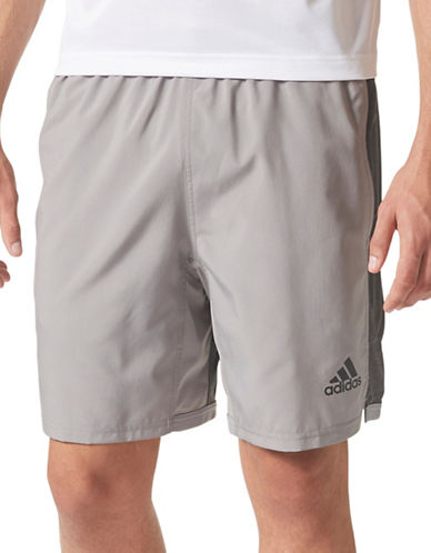 Adidas Speedbreaker Climacool Shorts-BLACK-Large
