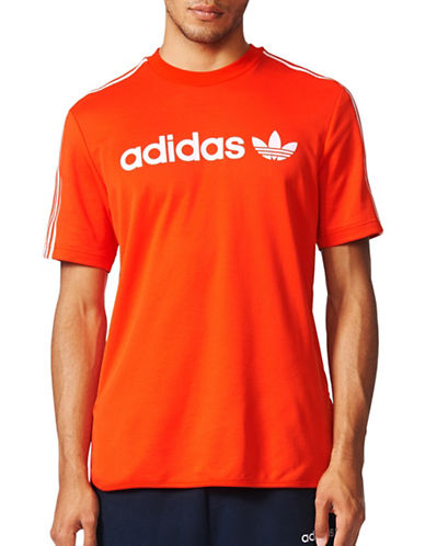 Adidas Originals Minoh Tee-RED-Medium