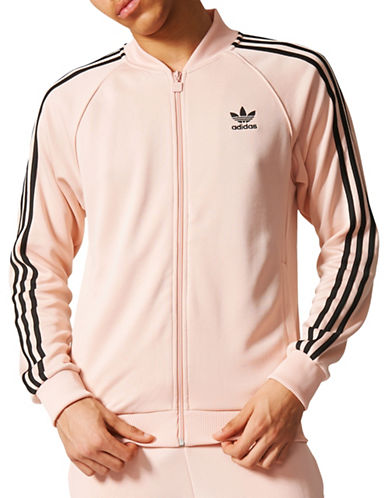 Adidas SST Track Jacket-PINK-Small 89599272_PINK_Small