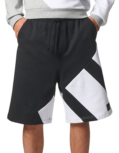 Adidas Originals PDX Shorts-BLACK-XX-Large