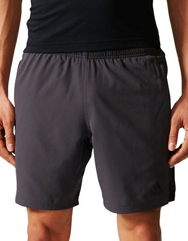 Adidas SpeedBreaker Climacool Training Shorts-BLACK-Large