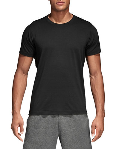 Adidas Free Lift Prime Tee-BLACK-X-Large