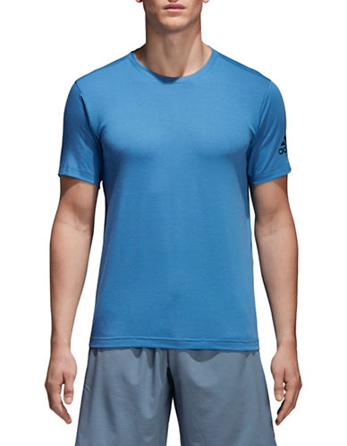 Adidas Free Lift Prime Tee-BLUE-XX-Large 89790588_BLUE_XX-Large
