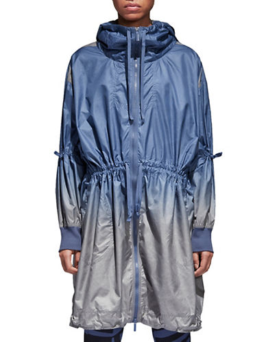 Stella Mccartney Tech Training Parka-BLUE-Large 89947599_BLUE_Large