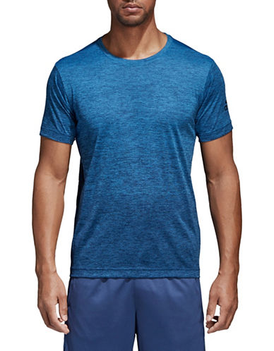 Adidas Climalite FreeLift Gradient Tee-TRAROY-Large