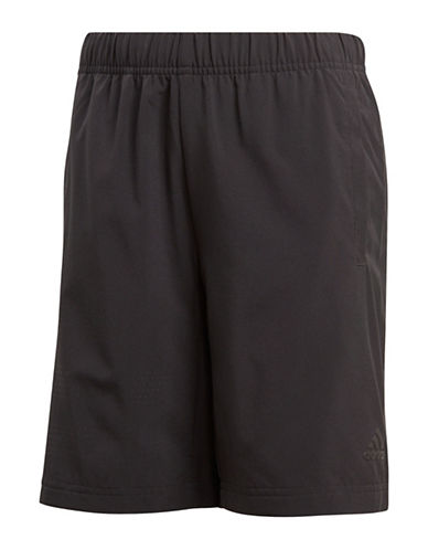 Adidas Pull On Shorts-BLACK-Small 89862978_BLACK_Small