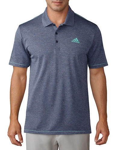 Adidas Golf Advantage Short-Sleeve Polo-NAVY-Medium 90055540_NAVY_Medium