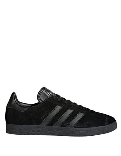 Adidas Originals Gazelle Low-Top Sneakers-BLACK/BLACK-7 89931852_BLACK/BLACK_7