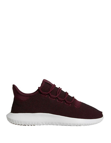 Adidas Originals Tubular Shadow Low-Top Sneakers-MAROON-12