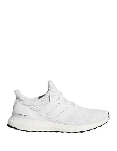 Adidas Originals Ultra Boost Running Shoes-WHITE-9